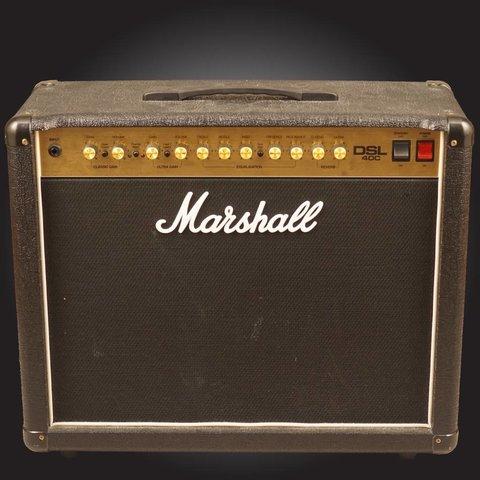Marshall DSLR 40W all valve 2 channel 1x12'' combo with Resonance, digital Reverb, Celestion V-type speaker - Used
