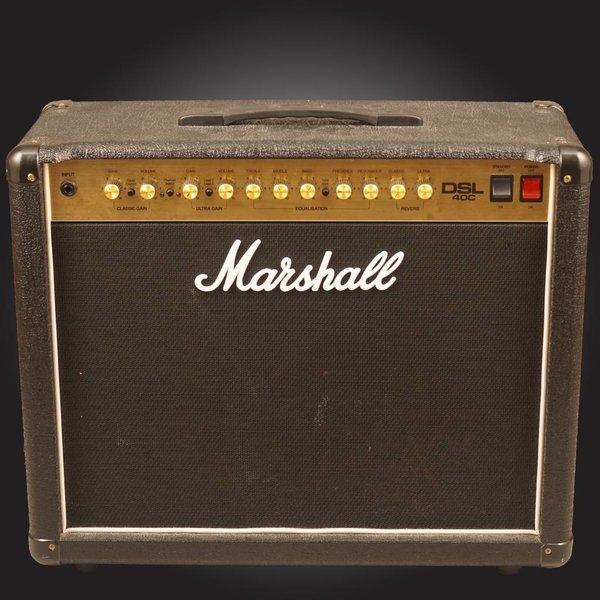 Marshall Marshall DSLR 40W all valve 2 channel 1x12'' combo with Resonance, digital Reverb, Celestion V-type speaker - Used