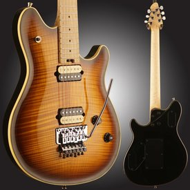Peavey Peavey HP2 HP 2 Tobacco Burst, BE w/ Hard Case