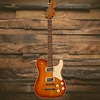 Fender Limited Edition Troublemaker Telecaster Rosewood Ice Tea Burst SN: LE04816