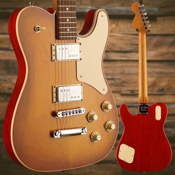 Fender Fender Limited Edition Troublemaker Telecaster Rosewood Ice Tea Burst SN: LE04816