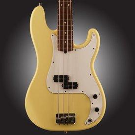Fender 1997 Fender American Precision P Bass Yellow S/N N7211014