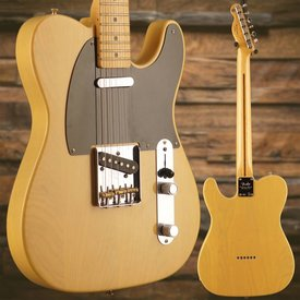 Fender Used Fender Baja Telecaster, Maple Fingerboard, Butterscotch Blonde