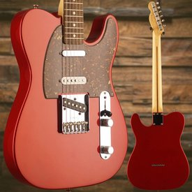 Fender Fender Deluxe Nashville Telecaster Candy Apple Red, Rosewood FB - Used