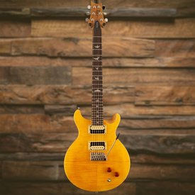 PRS PRS Paul Reed Smith SE Santana Yellow w/ Bag S/N: S11953