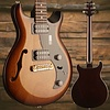 PRS Paul Reed Smith S2 Mira Semi-Hollowbody, Dot Inlay, Rosewood Fngrbd, McCarty Tobacco Sunburst