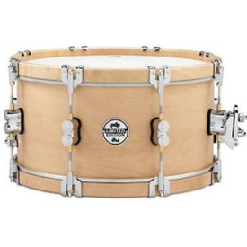 PDP PDP Limited Edition Ltd Classic Wd Hp Maple Snr, 7X14, Cr Hw Satin Oil PDSX0714CLWH