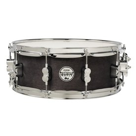 PDP PDP Concept Snare 5.5X13, Black Wax, Cr Hw Black Wax PDSN5513BWCR