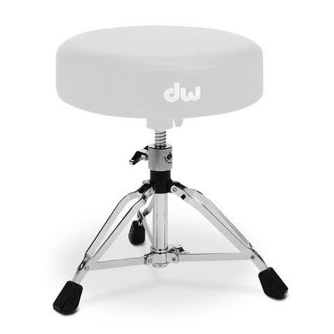 DW 9000 Series Base For 9101 Drum Throne-Tripod Chrome DWSP126