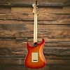 American Elite Stratocaster, Maple Fingerboard, Aged Cherry Burst (Ash)