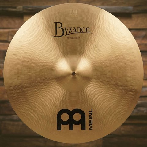 Meinl Cymbals Byzance 20'' Traditional Medium Crash - Used