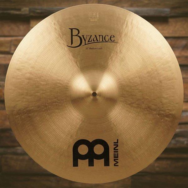 Meinl Meinl Cymbals Byzance 20'' Traditional Medium Crash - Used