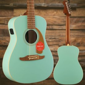 Fender Malibu Player, Aqua Splash SN/IWA1810922