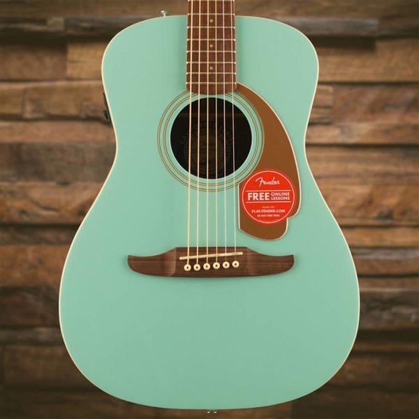 Fender Malibu Player, Aqua Splash SN/IWA1810924