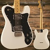 Vintage Modified Telecaster Deluxe, Maple Fingerboard, Olympic White