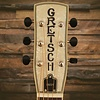 Gretsch G9221 Bobtail Steel Round-Neck A.E., Steel Body Spider Cone Resonator Guitar, Fishman Nashville Resonator Pickup