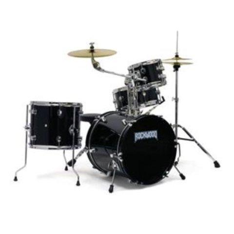Hohner Rockwood Drumset Black RWDSB - Display