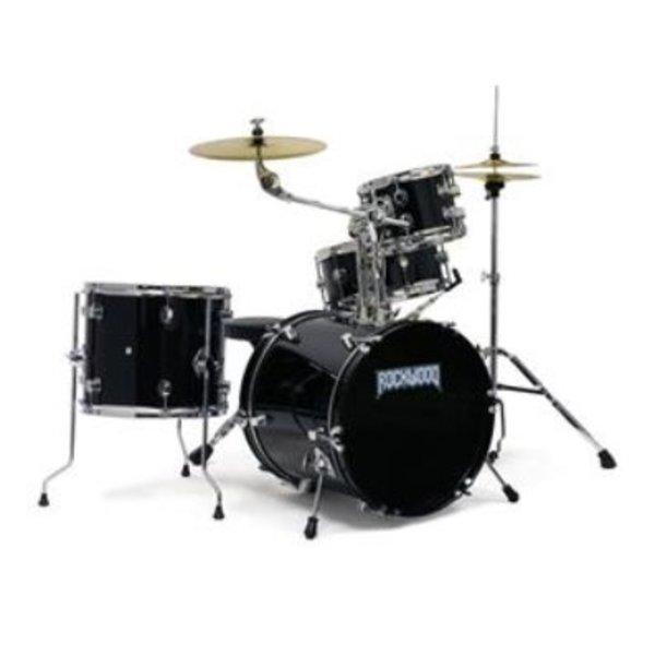 Rockwood Hohner Rockwood Drumset Black RWDSB - Display
