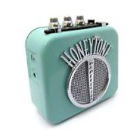 Honeytone Mini Amp Aqua N-10A