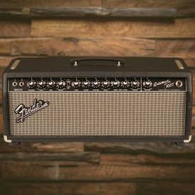 Fender Used Bassman 100T, 120V, Black