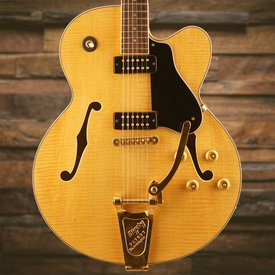 Yamaha Yamaha AES1500B Hollowbody Natural w/Hard Case
