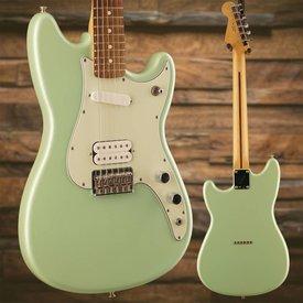 Fender Duo-Sonic HS, Pau Ferro Fingerboard, Surf Pearl - Used