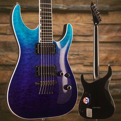 ESP E-II Horizon NT-II Blue Purple Gradation