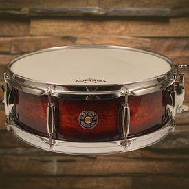 "Gretsch Drums Gretsch Catalina Club 5""x14"" Snare Drum Gloss Antique Burst Jazz - Used"