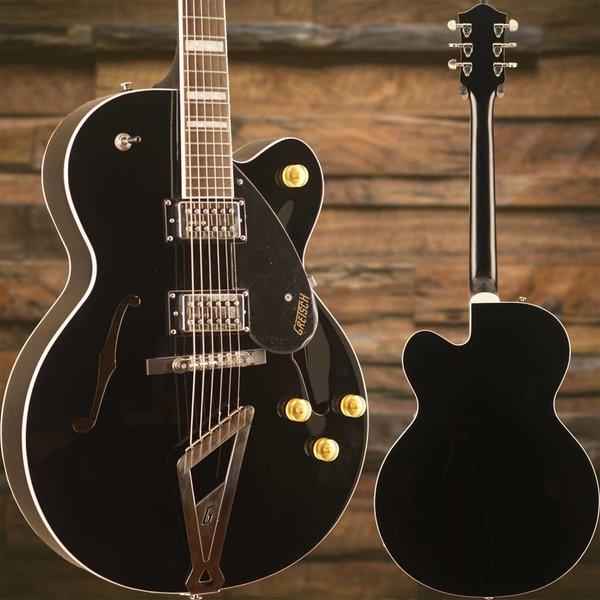 Gretsch Guitars Gretsch G2420 Streamliner Hollow Single Cutaway Black SN/IS170901114