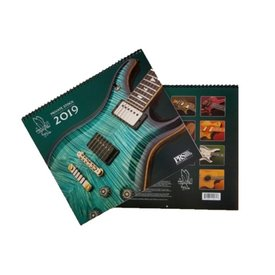 PRS The 2019 PRS Private Stock Calendar