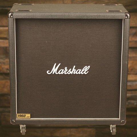 Marshall 1960B 300-Watt 4x12 Stereo Straight Speaker Cabinet - Used