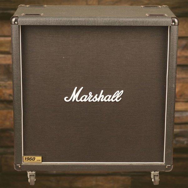 Marshall Marshall 1960B 300-Watt 4x12 Stereo Straight Speaker Cabinet - Used