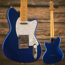 Ibanez Ibanez TM302PMBSP Talman Standard 6str Electric Guitar - Blue Sparkle