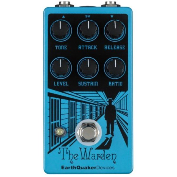 EarthQuaker Devices Earthquaker Devices Warden Optical Compressor