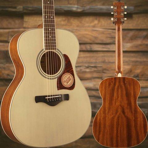 Ibanez AC320ABL Artwood Grand Concert Acoustic Guitar - Antique Blonde Low Gloss