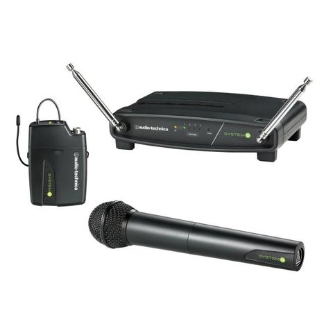 Audio Technica VHF System 9 Handheld VHF System Wireless
