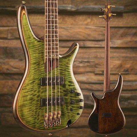 Ibanez SR1400EMLG SR Premium 4str Electric Bass - Mojito Lime Green