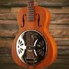 G9200 Boxcar Round-Neck, Mahogany Body Resonator Guitar, Natural
