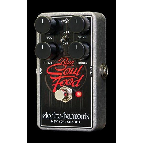 Electro Harmonix Electro-Harmonix BASS SOUL FOOD Distortion/Overdrive Pedal - Used