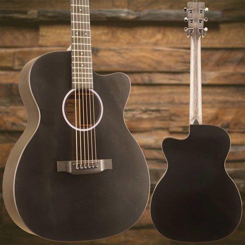 Martin OMCXAE Black X Series