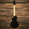 Wylde Audio Odin Black Bullseye w/ EMG's, Floyd Rose, Richlite FB & Case - Used
