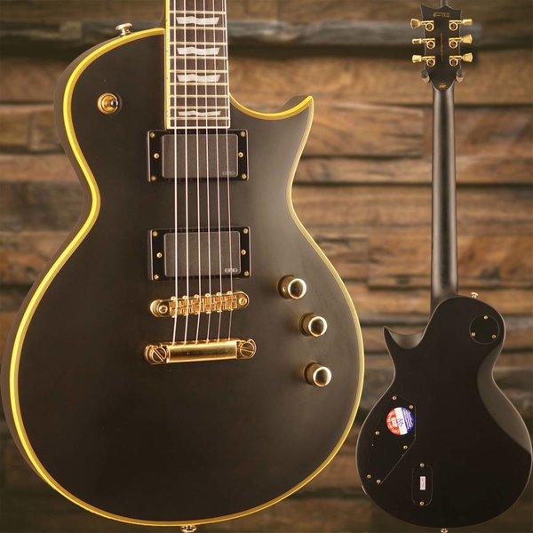 LTD ESP LTD EC-1000 Electric Guitar Vintage Black