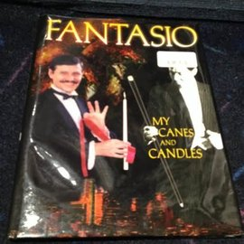 Rare Books My Canes & Candles - Fantasio (minor water damage) $30.00