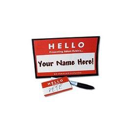 Elmwood Magic Your Name Here - Adam Rubin (M10)