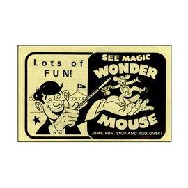Fun inc. Wonder Mouse  by Fun Inc. (M10)