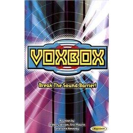 Magic Smith Card - Vox Box, Red (M10)