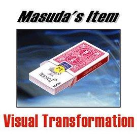 atto Card - Visual Transformation by Katsuya Masuda (M10)