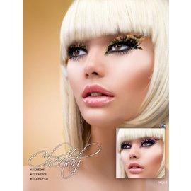 Xotic Eyes And Body Art Cheetah Eye Kit