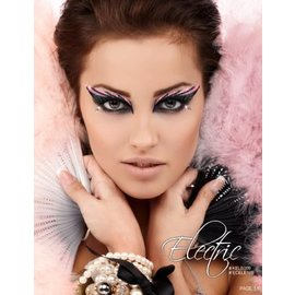 Xotic Eyes And Body Art Electric Eye Kit