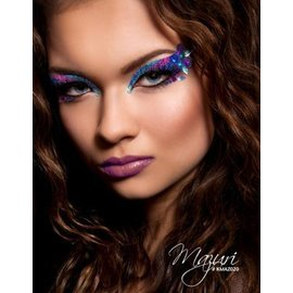 Xotic Eyes And Body Art Mazuri Eye Kit